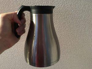 コーヒーメーカーのポット